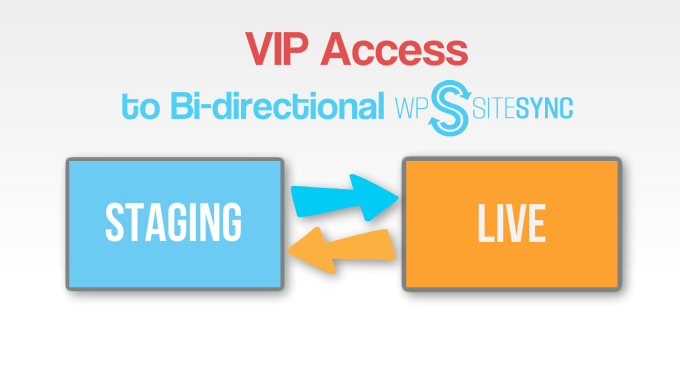 WP Site Sync Bi directional Blog post pages content sync