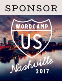 WordCamp US Sponsor