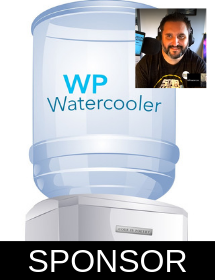 We Sponsor WPWaterCooler