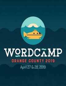 OC WordCamp 2019