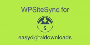 WPSIteSync for Easy Digital Downloads